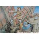 Nausicaa 2 poster Studio Ghibli