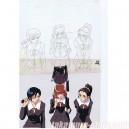 Vampire Princess Miyu anime cel