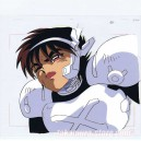 BTX anime cel R924 set of 4 cels