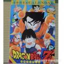 Dragon Ball Z Calendrier 1991