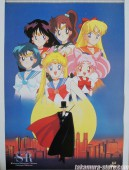 Sailor Moon SR poster