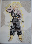 Dragon Ball Z Trunk Poster