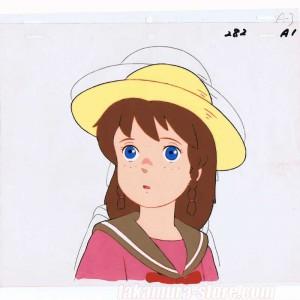 Pollyanna anime cel R271
