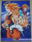 Dragon Ball Z Music Poster
