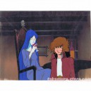 Captain Harlock anime cel 119
