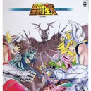 Saint Seiya TV Original Soundtract 2 Vinyl 33t