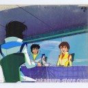 Godmars Anime Cel R1141