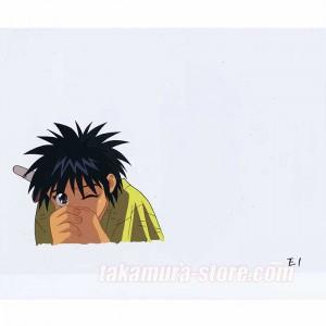Kenshin anime cel R