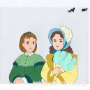 Little Women-Ai no Wakakusa Monogatari Anime Cel R1070