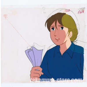 Nobody's Boy Remi Anime Cel R