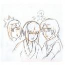 Naruto crayonné original