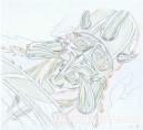 Hokuto no Ken sketch R1207