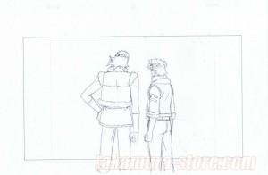 One piece sketch R