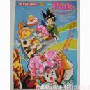 Pink Poster Akira Toriyama