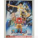 Poster One Piece épisode de Chopper Le Miracle des cerisiers en hiver