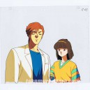 Kimagure Orange Road anime cel R1243