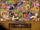Artbook One Piece Strong World Eiichiro Oda