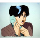 cyber city OEDO 808 Anime cel _006