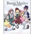 Rozen Maiden Erinnerung Artbook