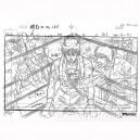 Hajime No Ippo Sketches print