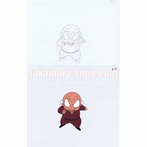 Ranma 1/2 anime cel R