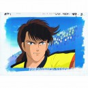 Moero Top Striker anime cel R1325