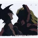 Devilman Lady Anime Cel R1306