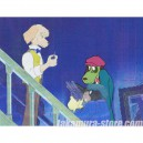 Sherlock Holmes anime cel R1336