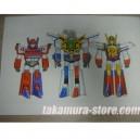 Original color setting robots