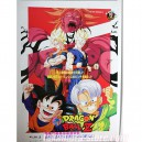 Dragon Ball Z Broly Rivaux dangereux Poster AP272