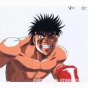 Hajime no Ippo anime cel  _104