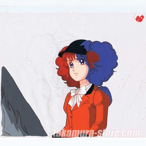 Hello Lady Lynn anime cel R