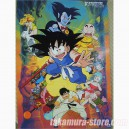 Poster Dragon Ball movie Sleeping Princess in Devil's Castle