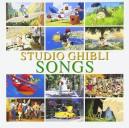 Studio Ghibli Songs CD