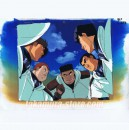 Galactic Pirates Cat's Feast Anime cel