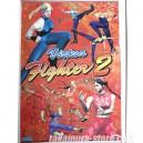 Virtual Fighter 2 Sega poster