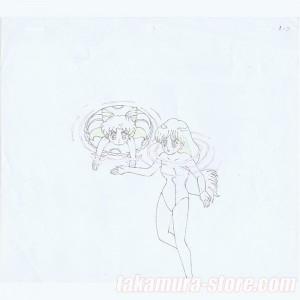 Sailor Moon Sketch