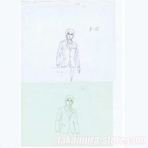 Glass no Kamen sketch