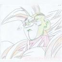 Dragon ball GT crayonné