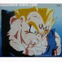 SOLD Vegeta's Sacrifice - Dragon ball Z anime cel