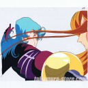 Queen Emeraldas anime cel R