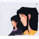 Cat s Eye anime cel