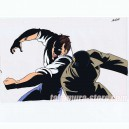 Golgo 13 Anime Cel