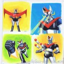 Great Mazinger orginal painting