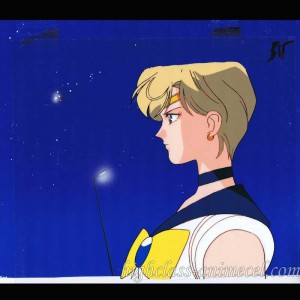 Sailor Moon anime cel