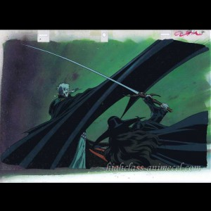 Vampire Hunter D: Bloodlust  anime cel