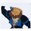 Fushigi Yugi anime cel