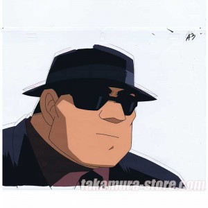 Detective Conan anime cel