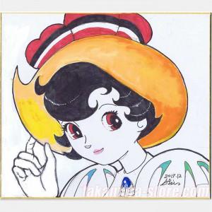 Princess Knight Shikishi by Kanayama Akihiro