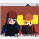 Hello Lady Lynn anime cel